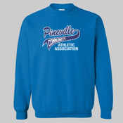 PCAA Crewneck Sweatshirt w/ Name and Number