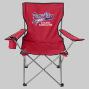 Foldup Camp Chair w/ logo only