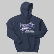 PCAA Hoodie w/ logo only